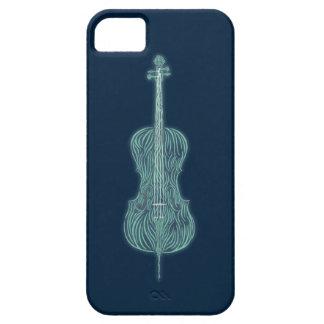 Fantasy vine cello iPhone 5 cases