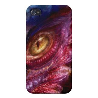 Fantasy Warrior Creature iPhone 4 Case