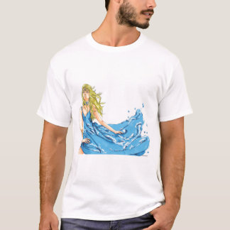 Fantasy Water Elf Men's T-Shirt