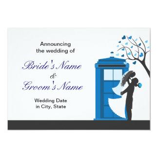"""Fantasy Wedding Announcement/Invitation 5"""" X 7"""" Invitation Card"""