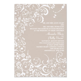 Fantasy Wedding Invitation