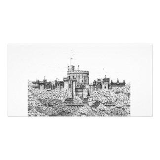 Fantasy Windsor Castle - Photo Card