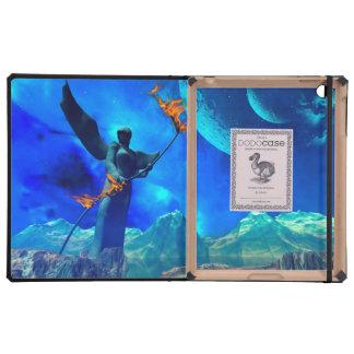 Fantasy world iPad cover
