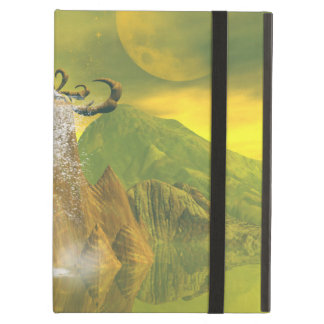 Fantasy world cover for iPad air