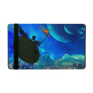 Fantasy world iPad cases