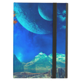Fantasy world iPad air case