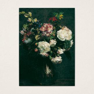 Fantin-Latour's Vase of Flowers