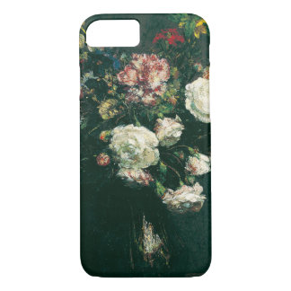 Fantin-Latour's Vase of Flowers iPhone 7 Case