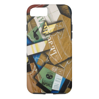 Fantomas, 1915 (oil on canvas) iPhone 7 case