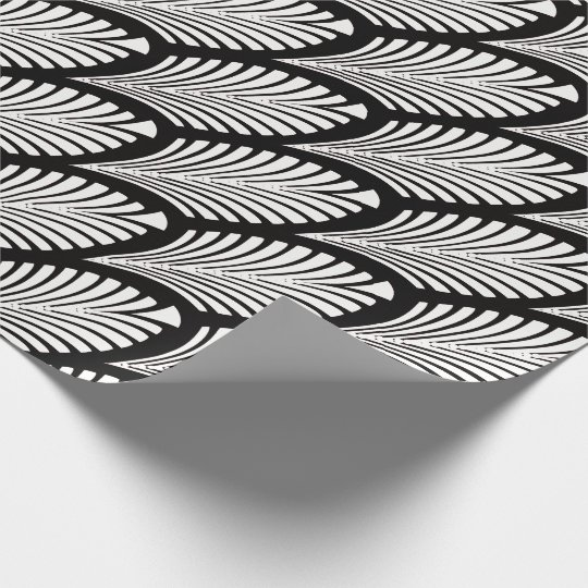 Fantusi Black and White - Your Colour Wrapping Paper