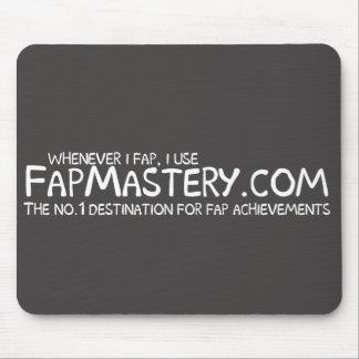 FapMastery.com Mousepad
