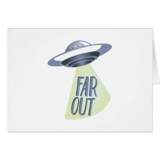 Far Out Card
