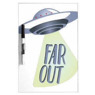 Far Out Dry Erase Board