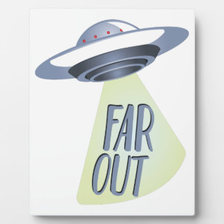 Far Out Plaque