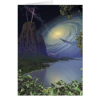 Far Point by Night Card