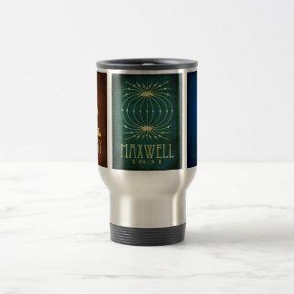 Faraday-Maxwell-Tesla mug
