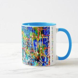 farbkomposition.at #1 mug