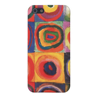 Farbstudie Quadrate - colorful art Case For iPhone 5/5S