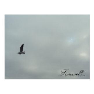 Farewell... Postcard