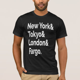 Fargo Hometown T-shirt