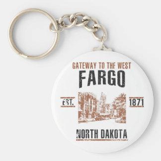 Fargo Key Ring
