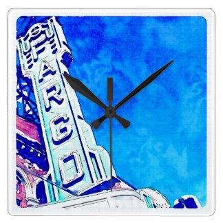 Fargo North Dakota Clock