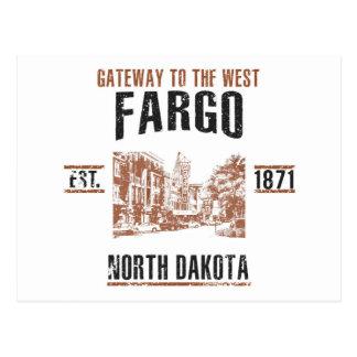 Fargo Postcard