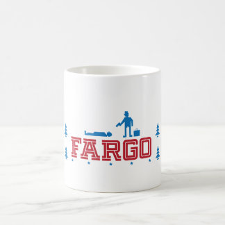 Fargo tv series design mug