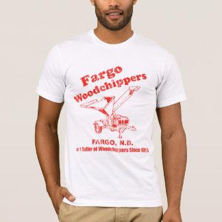 Fargo WoodChippers Distressed T-Shirt
