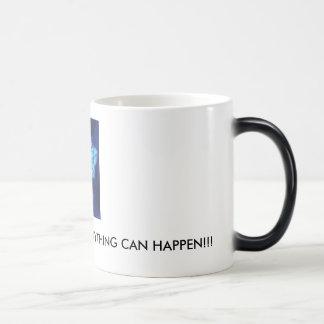 faries5, IN A WORLD OF FAIRIES ANYTHING CAN HAP... Magic Mug