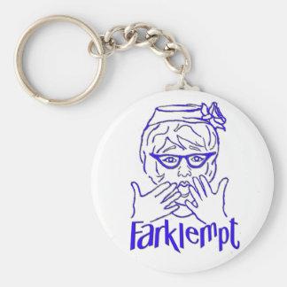 Farklempt Key Ring