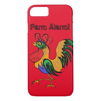 Farm Alarm iPhone 8/7 Case