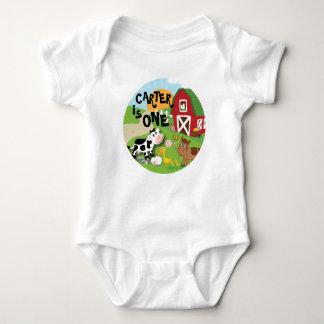 Farm Animal Birthday T-Shirt