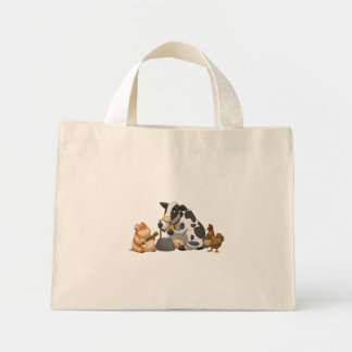 Farm Animal Jug Band Bag