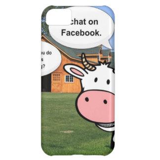 Farm animals cute cartoon funny facebook chat iPhone 5C case