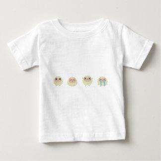 farm emojis - lamb baby T-Shirt