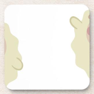 farm emojis - lamb coaster