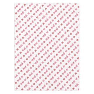 farm emojis - pig tablecloth