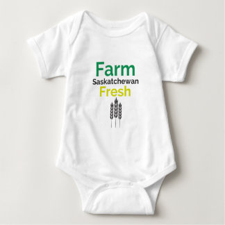 Farm Fresh Baby Bodysuit