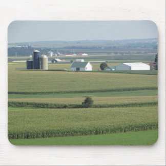 Farm in the Midwest Mouse Pad