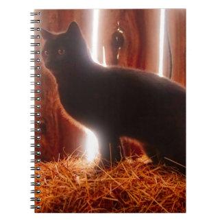 Farm Kitten Notebook