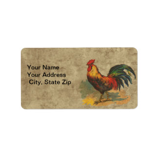 Farm Life Label