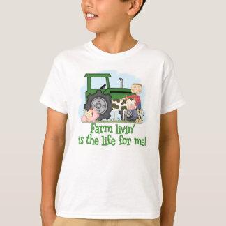 Farm Livin' (Boy) Tees