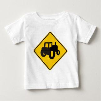 Farm Machinery Traffic Highway Sign T Shirts