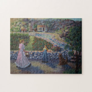Farm Morning Jigsaw Puzzle