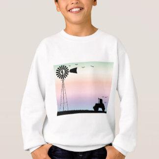 Farm Morning Sky Sweatshirt