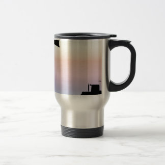 Farm Morning Sky Travel Mug