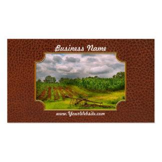 Farm - Organic farming Business Card Template