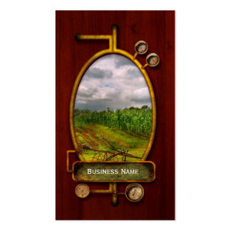 Farm - Organic farming Business Card Templates