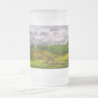 Farm - Organic farming Coffee Mugs